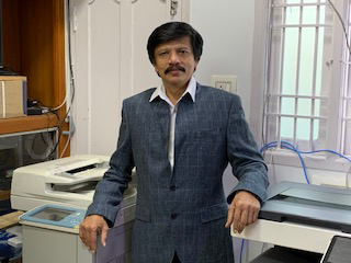 M. Veerappan, Managing Director, Image Security Printers